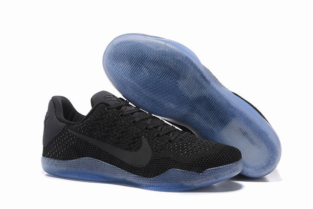 Kobe 11 Shoes Black Space